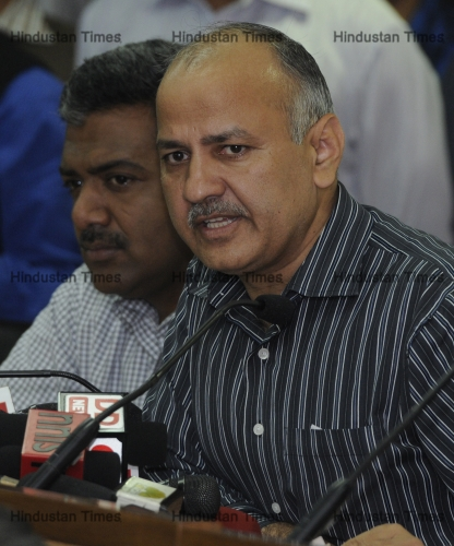 Delhi Deputy Chief Minister Manish Sisodia Announces 50 Per Cent Cut In Power Tariff