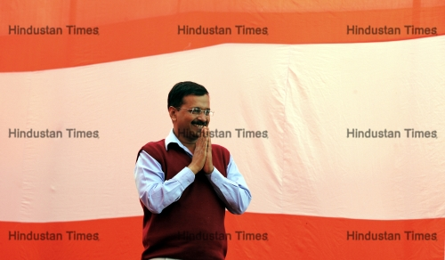 Arvind Kejriwal At Farewell For Delhi Chief Secretary DM Spolia