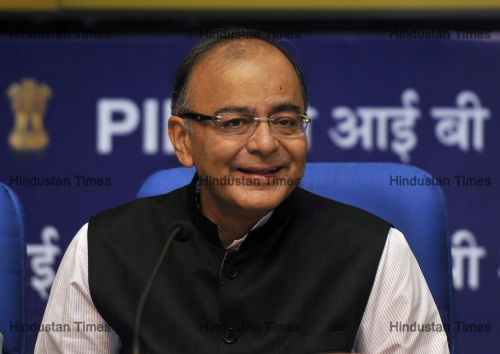 Union Finance Minister Arun Jaitley Speaks At Post-Budget Press Conference