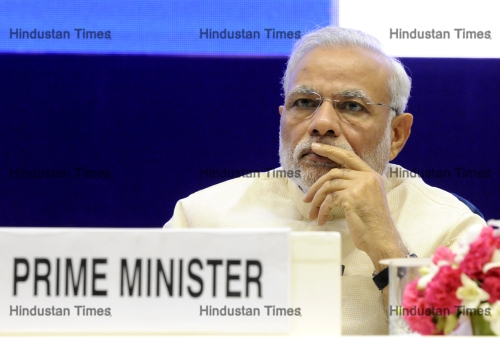 Prime Minister Narendra Modi Launches Three Major Schemes For Urban Development