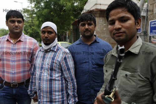 Notorious Criminal Lambu Sharma Arrested By Special Cell