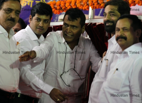 Railway Minister Suresh Prabhu Inaugurates The Integrated Security System At Dadar Station