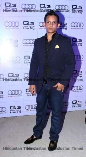 Launch Party Of Audi Q3 In Mumbai