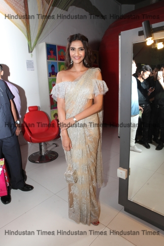 Launch Party Of Artist Ambika Pillais Boutique Style Loft