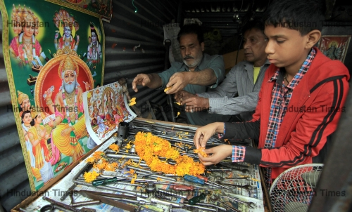 Vishwakarma Puja Celebrations