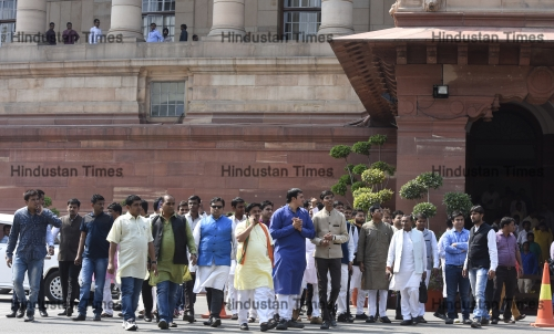 Indian Parliament Budget Session 2016