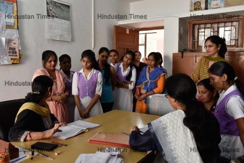 Second Parents-Teachers Meeting Held In Government School