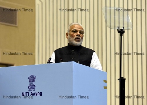 Prime Minister Narendra Modi Attends Valedictory Session Of National Initiative Towards Strengthening Arbitration And Enforcement