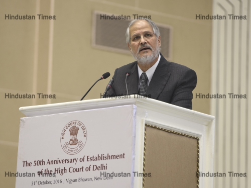 50th Anniversary Of Delhi High Court