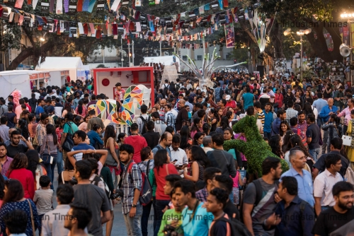 Image result for art festival kala ghoda