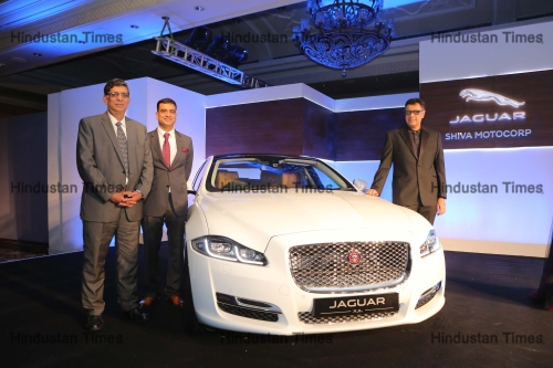 Inauguration Of Second Dealership Of Jaguar Land Rover India