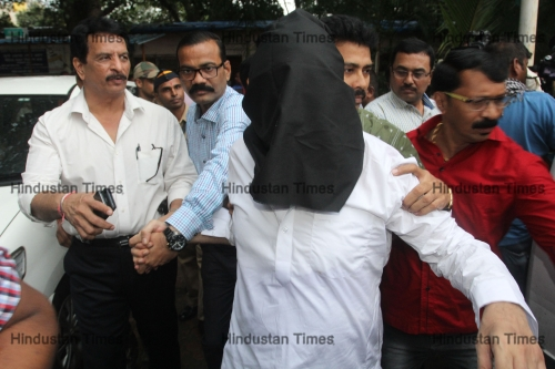 Dawood Ibrahim s Brother Iqbal Kaskar Produced In Thane