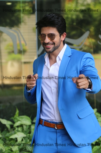 HT Exclusive: Profile Shoot Of Bollywood Actor Hussain Kuwajerwala
