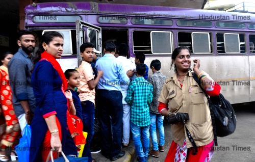 Maharashtra State Road Transport Corporation Calls Off Strike, Bus Services Resume
