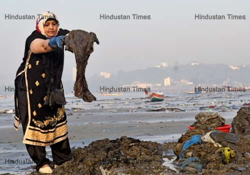 Versova Beach Clean-Up