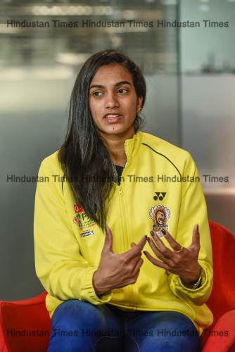 Interview Of Olympics And World silver medalist PV Sindhu