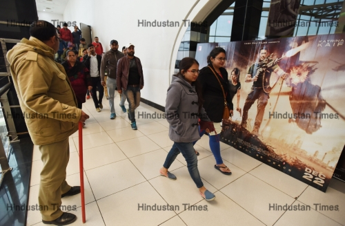 Bollywood Film Padmaavat Released Amid Tight Security