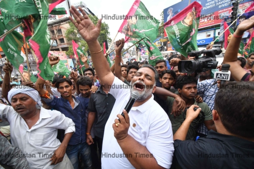 Pappu Yadav's Party Bihar Bandh Over Special Status For Bihar