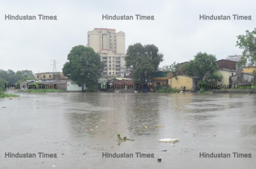 Mumbai And Adjoining Areas Grapple With Water Logging After Heavy Rains