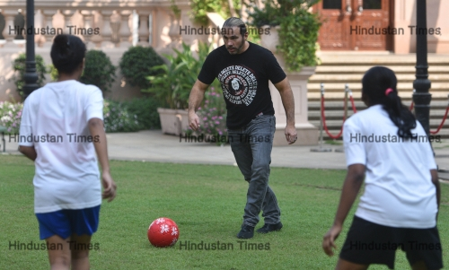 WWE Superstar Matt Hardy Visits Mumbai