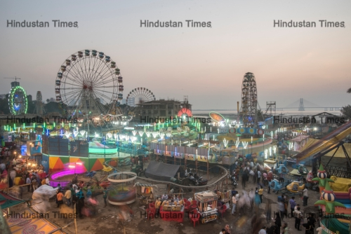 Annual Mahim Fair In Mumbai