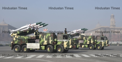 Republic Day Parade Rehearsals