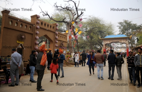 Surajkund International Crafts Fair