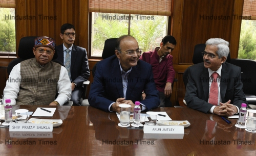 Post-Budget Reserve Bank Of India Board Meeting