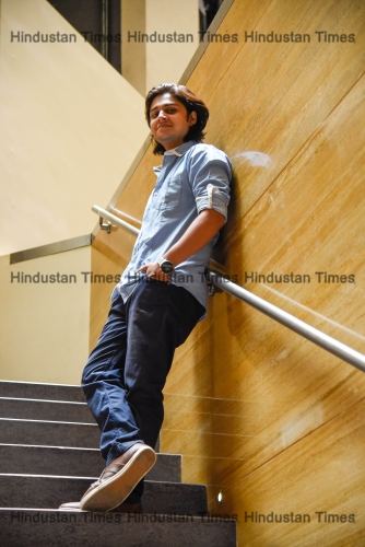 Profile Shoot Of Marathi Actor Abhinay Berde