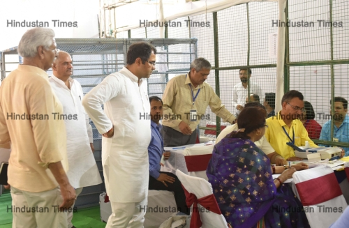 Lok Sabha Elections 2019, Vote Counting At The Centers