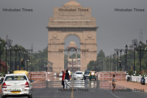 Heat Wave In Delhi NCR