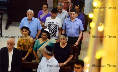 Pune Jew Community Celebrate The 98th Anniversary Of Succath Shelome Synagogue