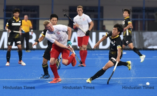 FIH Men's Series Finals Bhubaneshwar 2019
