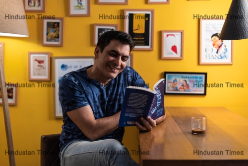 HT Exclusive: Profile Shoot Of Bollywood Actor Manav Kaul