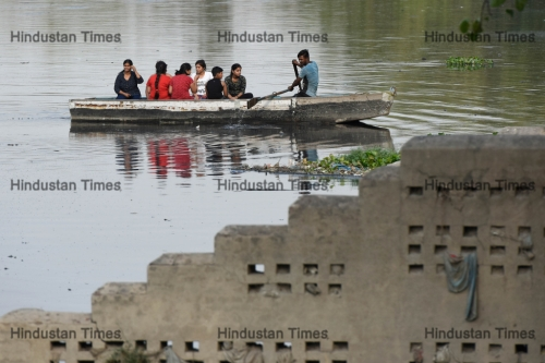 "Photo Feature Story ""Delhi's Ghats On The Yamuna, Where Old Flows With The New"""