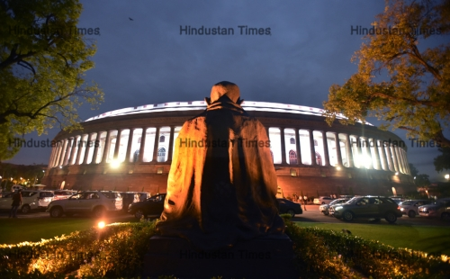 Indian Parliament Budget Session
