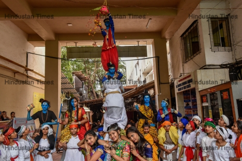 Janmashtami Festival Celebration