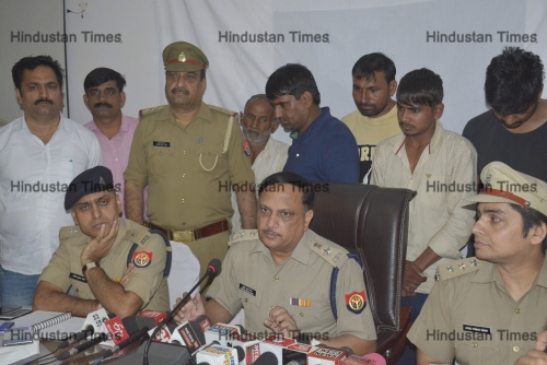 Ghaziabad Police Arrest Five Persons For Allegedly Murder Of A 45-Year-Old Businessman