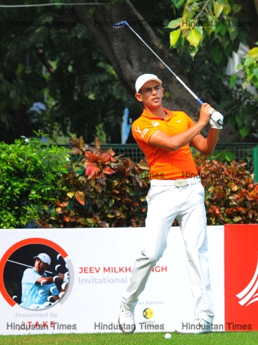 Jeev Milkha Singh Invitational 2019 Golf Tournament At Chandigarh Golf Club