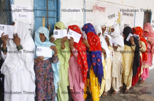 Polling For Haryana Assembly Elections 2019