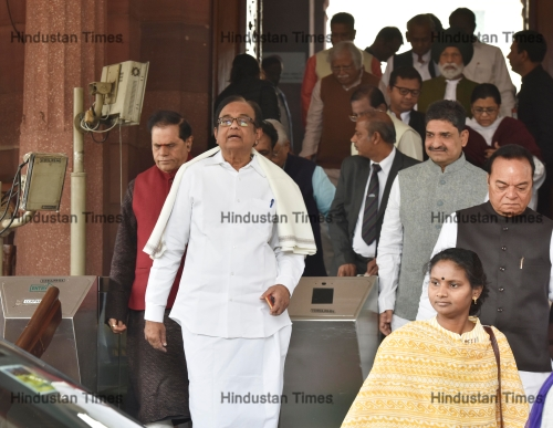 Indian Parliament Winter Session 2019