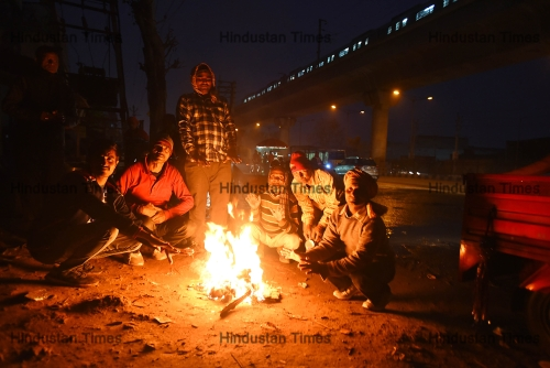 Cold Intensifies In The North, Many Cities Shiver Under Sub-Zero Temperature