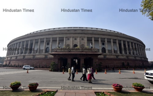 Government Holds All-Party Meet Ahead Of Budget Session