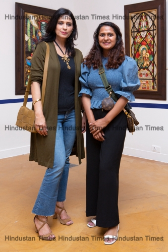 Mumbai-Based Artist Milburn Cherian Unveils Second Solo Painting Exhibition