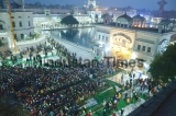 Sikh Devotees Pay Obeisance At Golden Temple On The First Day Of New Year