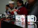 Aam Aadmi Party Leader Arvind Kejriwal Launches Fund-Raising Campaign