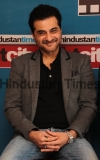 Starcast Of Bollywood Movie Tevar At HT Media Office For Promotions