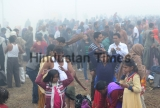 Hindu Devotees Gather At Sangam On The Occasion Of Makar Sankranti