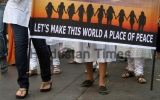 Bombay Catholic Sabha And Alumni Of Convent Of Jesus & Mary Protest Against Nun Gangrape