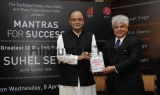 Finance Minister Arun Jaitley Launches The Book
